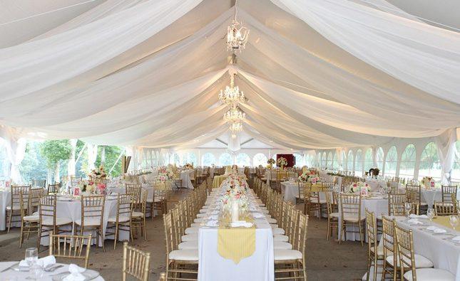 De ce este important sa izolezi corturile de evenimente?